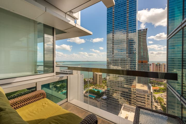 Luxury Condo Hotel 2br/2ba 28th Floor