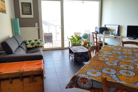 Cosy & bright apartment downtown Rodez