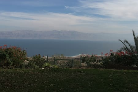 The Best view to the Dead Sea - Ein Gedi