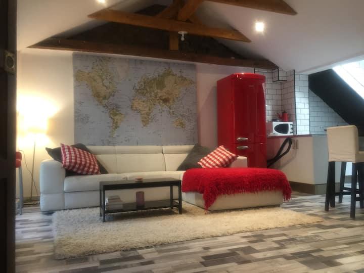 Apartamento cómodo y tranquilo