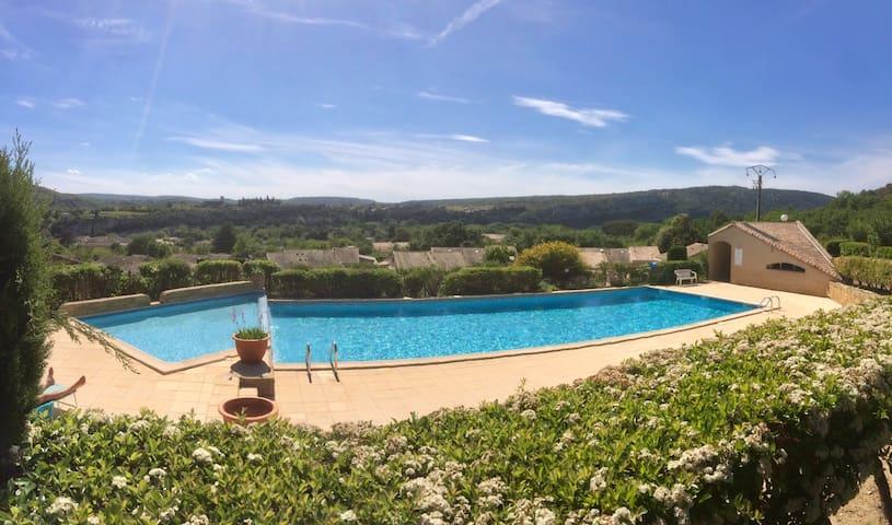 Maisonnette gorges de l'Ardèche