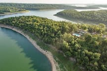 North Shore Resort on Bull Shoals Lake Where Memories are made