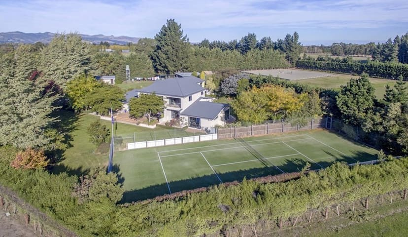 Affordable Luxury in Christchurch, New Zealand