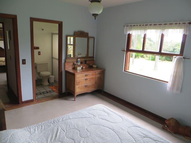 Casa de Campo em Condomínio Fechado - Pôrto Feliz - Cabin