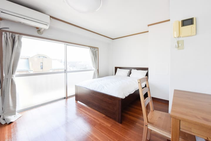 H103_Wi-Fi/Yoyogi Sta.5min walk casual apartment