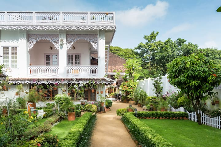 Delight Homestay Room No. 1 - Kochi - Appartement