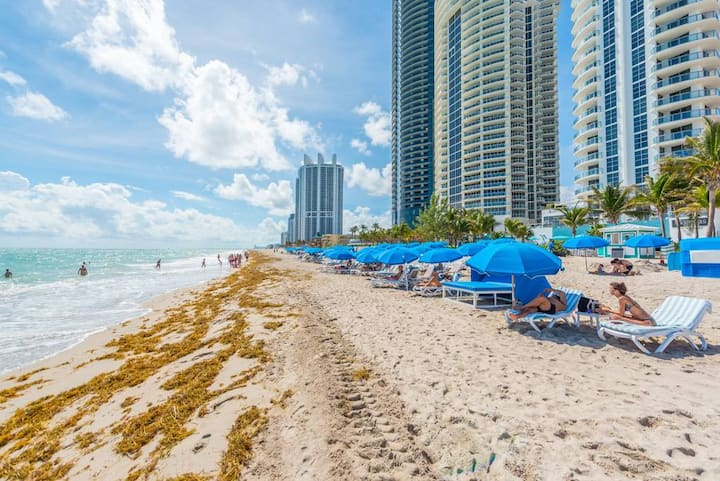 Beautiful 2 Bedrooms apt Sunny isles O or F. VIEW
