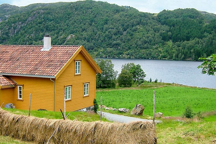 7 person holiday home in Ualand