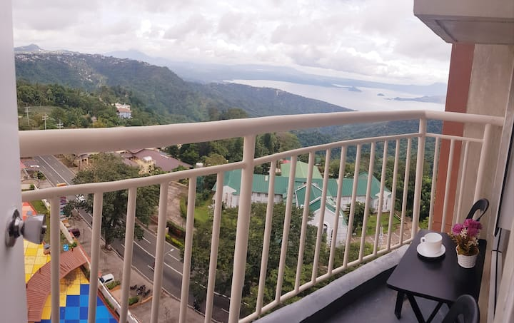 1964: 1BD with TAAL LAKE VIEW+NETFLIX+CAN COOK