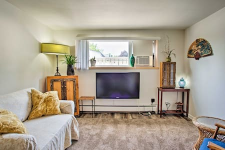 Minneapolis Apt by Bus Stop - 15 Min to Downtown!