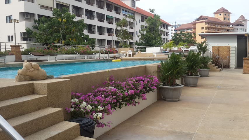 Jomtien Plaza Condo - Pattaya - Muang Pattaya - Ortak mülk