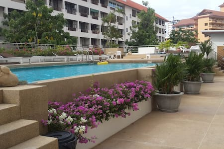 Jomtien Plaza Condo - Pattaya - Muang Pattaya