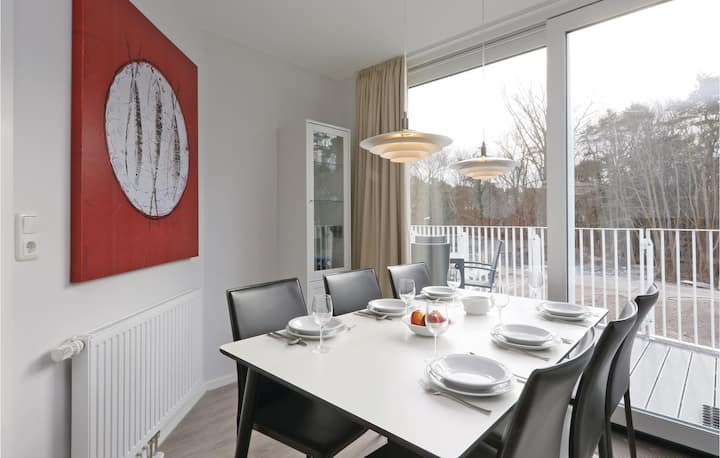 Holiday apartment with 3 bedrooms on 77m² in Travemünde Waterfront