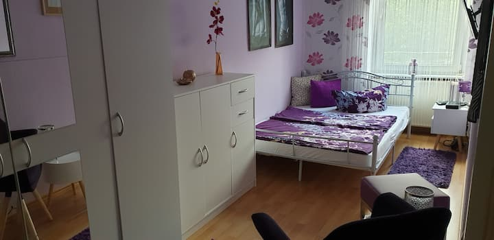 Gemütliches zentrumnahes Zimmer zu vermieten