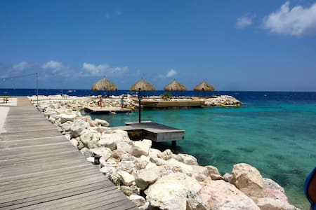 Blue Bay Beach Villa Pool Golfcourse Curacao - Sint Michiel - Villa
