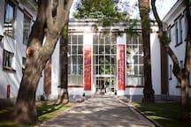 Centro Cultural de la Memoria Haroldo Conti a 100 mts.