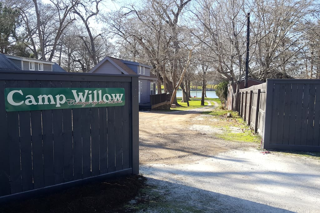 Welcome to Camp Willow -