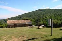 Alrededores de Riaza , San Benito