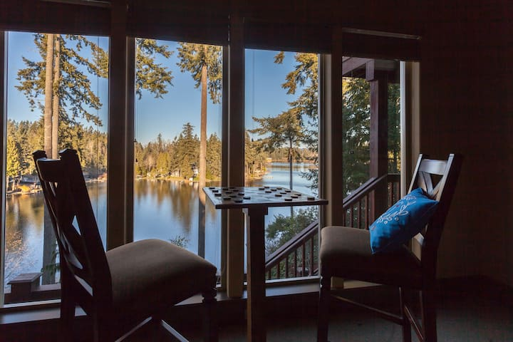 Carrie's on Lake Wilderness - Maple Valley - House
