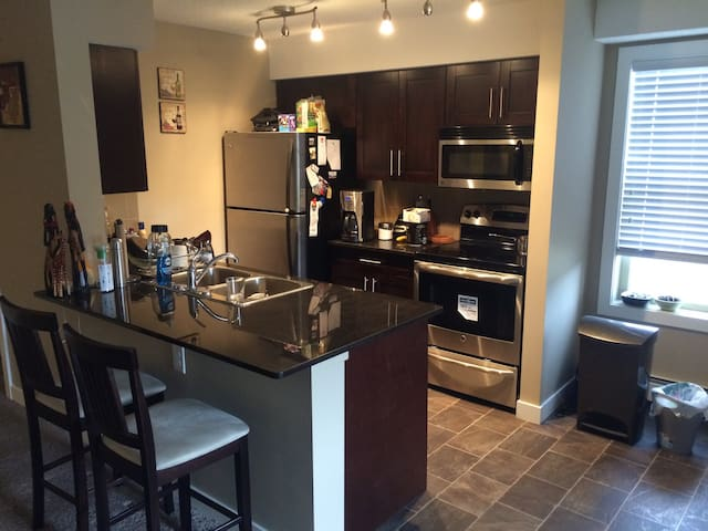 Northside Private Room & Bathroom - Edmonton - Appartement