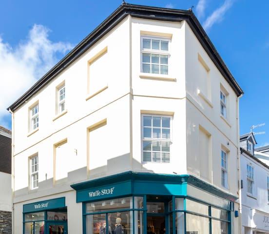 Stunning Salcombe, Devon, town centre apartment!