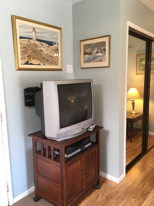 Cable TV and fast internet
