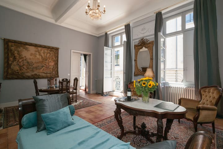 Palatial 4-star apartment - La Suite Barbès