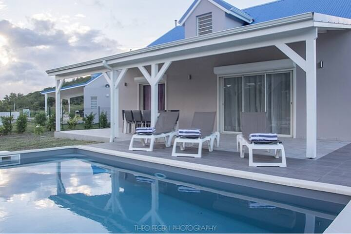 Coconut Beach @ Happy Bay - Grand-Case - Villa