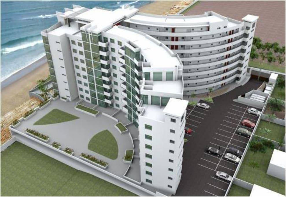 Hotel-Like Condominium Complex