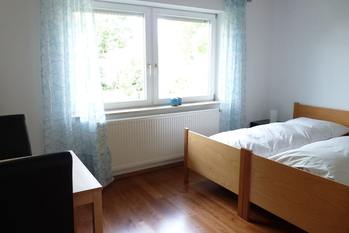 Studio near Lake of Constance and Allgäu