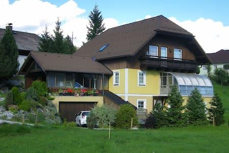 Gästehaus Elk - Appartement 2 - Mauterndorf - Huoneisto