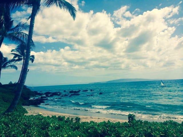 Prime location south Maui apartment - Kihei - Daire