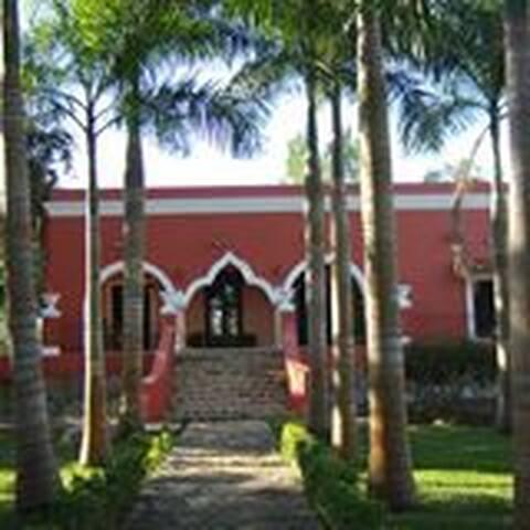 Hacienda San Jose Poniene