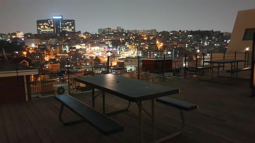 Itaewon Basecamp for Tour Seoul