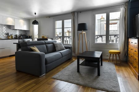 Cosy flat in downtown - Paris