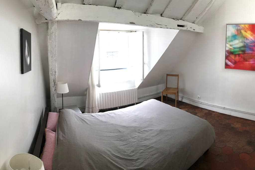 chambre 1 au sud soleil