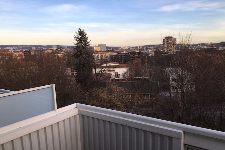 Modern, comfortable apartment close to city centre - Oslo - Apartment