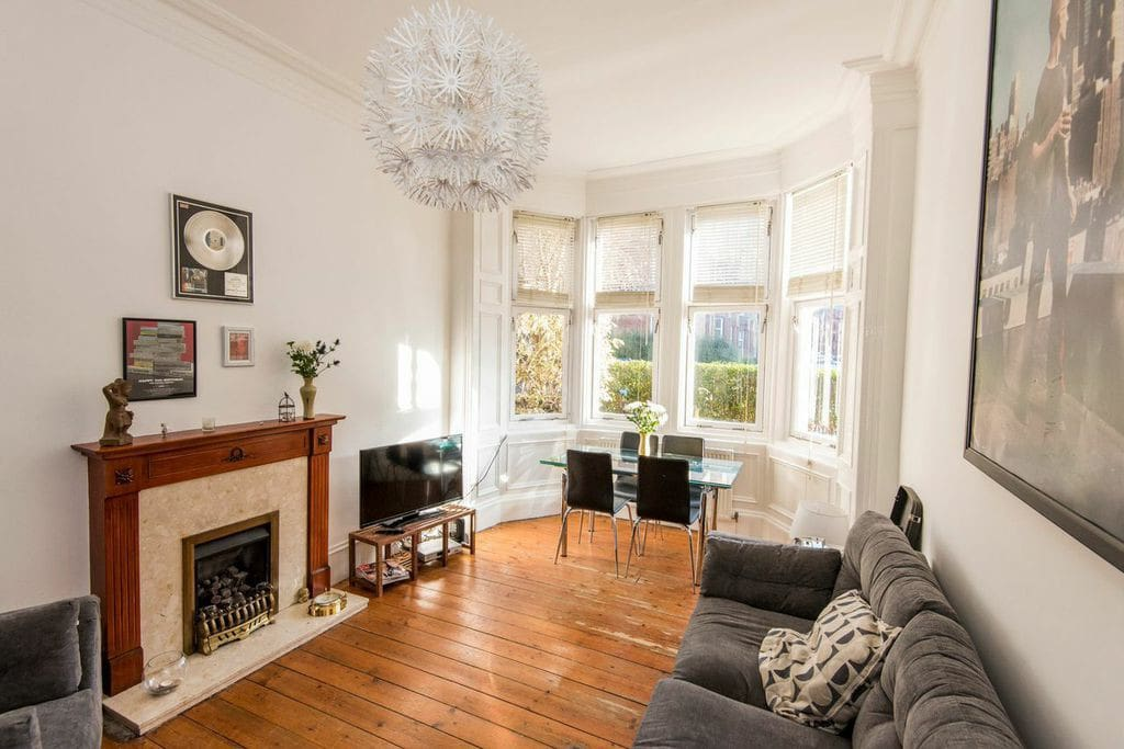 Gorgeous 1 bedroom tenement flat - Apartments for Rent in ...