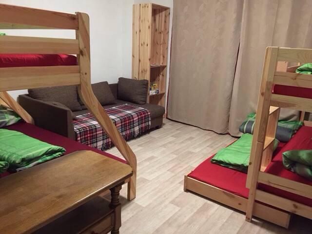 Bitburg-Prüm Zimmer bis zu 7 Personen