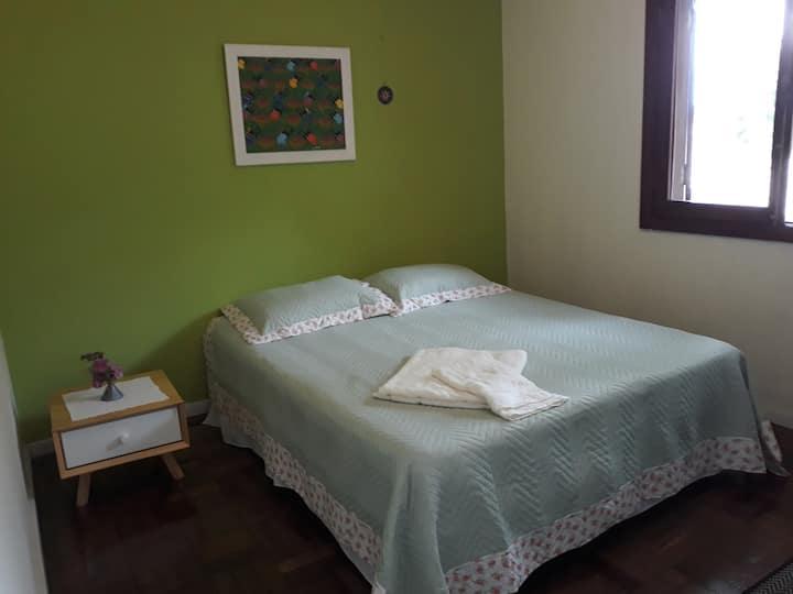 Suite próxima ao  Instituto Brasileiro de Coaching
