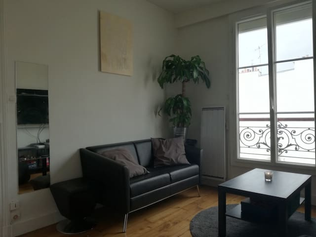Cosy flat in the heart of the 5ème (Notre-Dame) - Paris - Apartemen