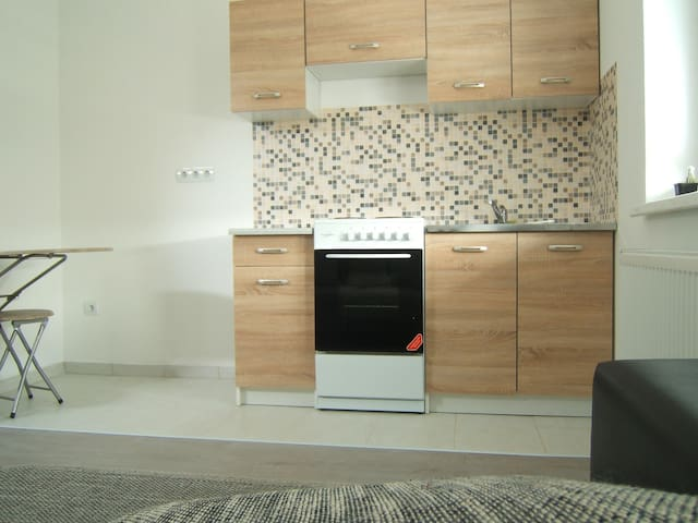 Apartman Győr falusias kerületében - Győr - House