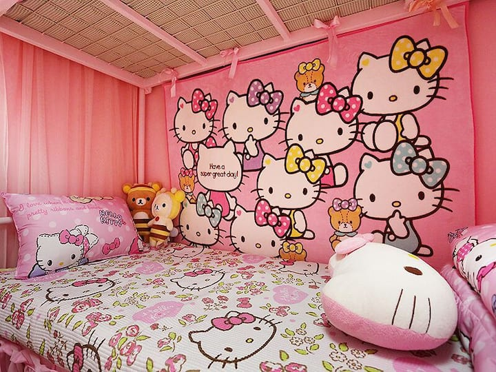 Hellokitty 4&6dorm