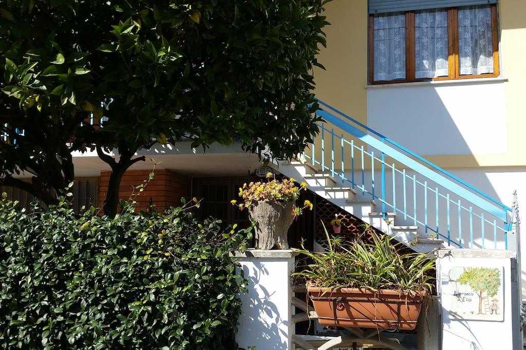 l 39 orange de elio plage comprise maisons louer. Black Bedroom Furniture Sets. Home Design Ideas