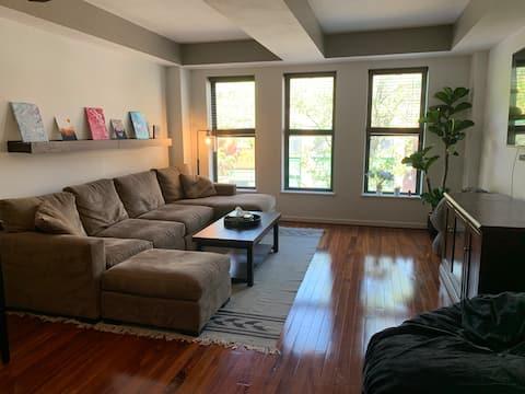 2 Bedroom Armory Square Condo