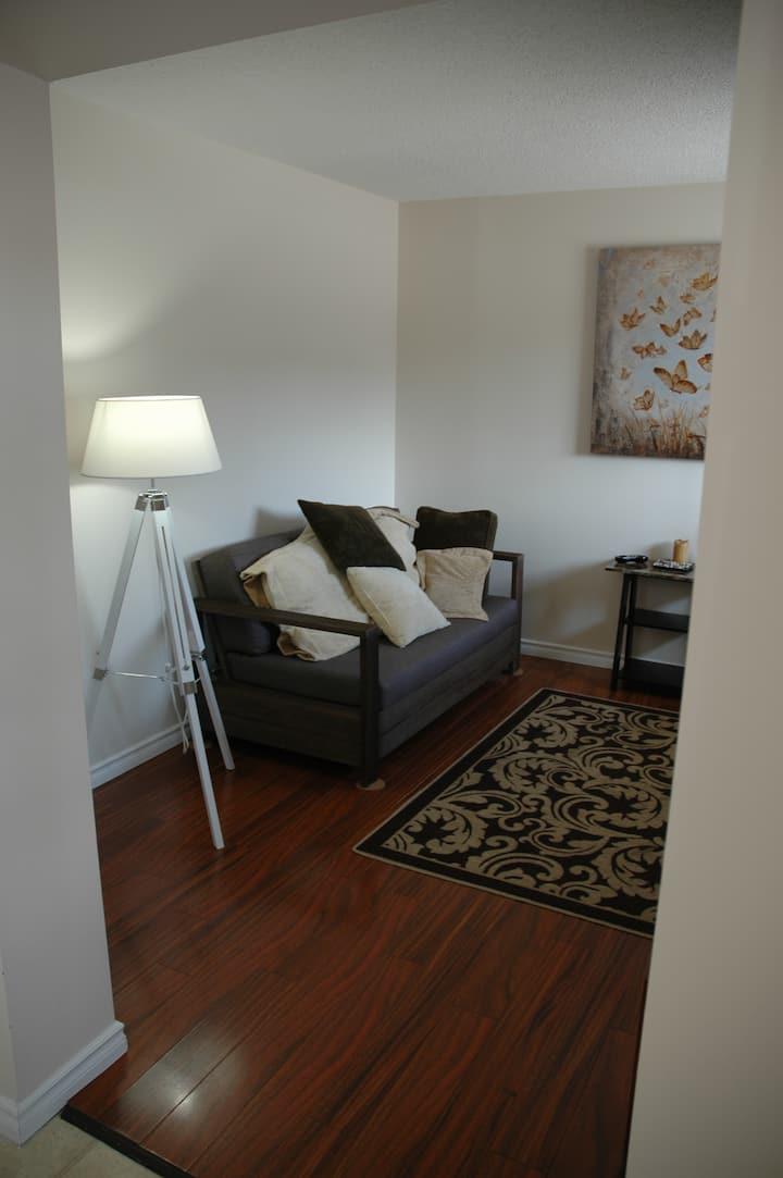 Private 1- Bedroom Apartment