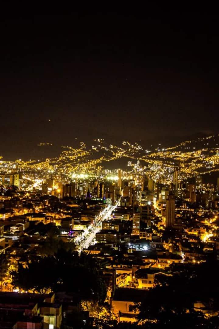 Los mejores puntos para ver Medellín