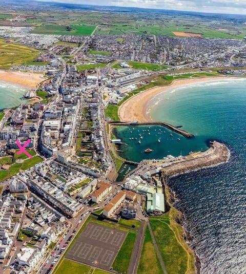 Romantic North Coast Apartment - Port Pour Deux