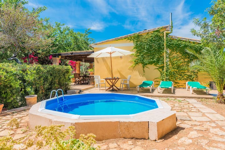 SA MARJAL - Chalet for 3 people in MURO.