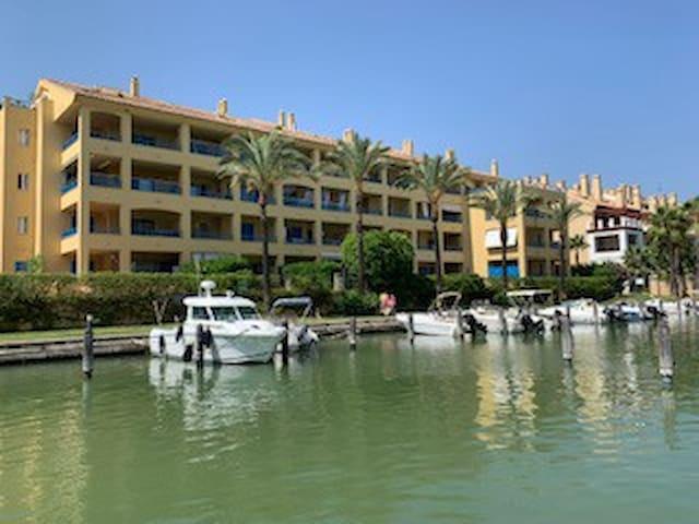 Apartment in the Port of Sotogrande